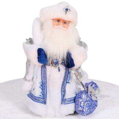 Lovely Soft Christmas Santa Clause Plush Toy - 11.8 inch