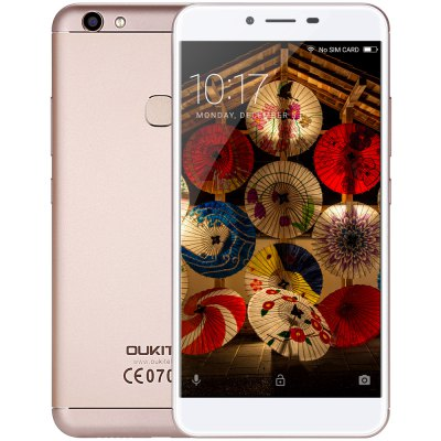 Oukitel U15S Android 6.0 5.5 inch 4G Phablet