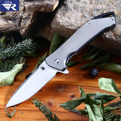 Sanrenmu 7089 LUX - SA Girl Pocket Knives with Frame Lock