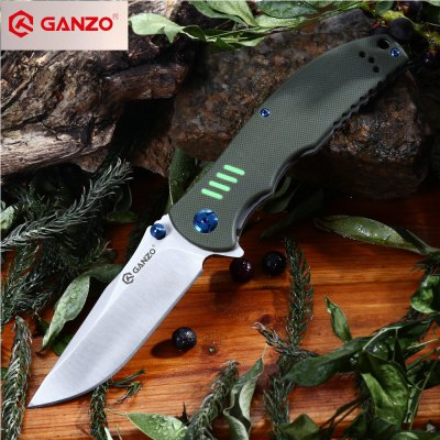 Ganzo FIREBIRD G7511 - GR Pocket Knife Camping GearPocket Knives and Folding Knives<br>Ganzo FIREBIRD G7511 - GR Pocket Knife Camping Gear<br><br>Blade Edge Type: Fine<br>Blade Length: 9cm<br>Blade Length Range: 5cm-10cm<br>Blade Material: 440C Stainless Steel<br>Blade Width : 3cm<br>Brand: GANZO<br>Clip Length: 6.5cm<br>Color: Army green,Black,Orange<br>Folding Length: 12cm<br>For: Home use, Adventure, Camping<br>Handle Material: G10<br>Lock Type: Liner Lock<br>Package Contents: 1 x Ganzo FIREBIRD G7511 - GR Knife, 1 x Pouch<br>Package size (L x W x H): 13.50 x 5.50 x 3.00 cm / 5.31 x 2.17 x 1.18 inches<br>Package weight: 0.214 kg<br>Product size (L x W x H): 21.30 x 4.00 x 1.80 cm / 8.39 x 1.57 x 0.71 inches<br>Product weight: 0.149 kg<br>Unfold Length: 21.3cm<br>Weight Range: 101g-200g