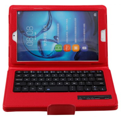 BTV - DL09 Protective Keyboard Case for Huawei MediaPad M3