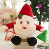 cheap Lovely Soft Christmas Santa Clause Plush Toy - 9.84 inch