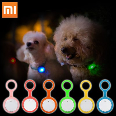 Original Xiaomi Smart Dog Button TagSmart Lighting<br>Original Xiaomi Smart Dog Button Tag<br><br>Brand: Xiaomi<br>Type: Dog Tag<br>Feature: Bluetooth 4.0<br>Power Supply: Battery<br>Battery Type: 1 x 220mAh 3V CR2032 button battery (included)<br>Waterproof Standard: IP65<br>Runtime: 4 months<br>Product weight: 0.012 kg<br>Package weight: 0.125 kg<br>Product size (L x W x H): 7.00 x 3.40 x 1.40 cm / 2.76 x 1.34 x 0.55 inches<br>Package size (L x W x H): 11.00 x 11.00 x 4.00 cm / 4.33 x 4.33 x 1.57 inches<br>Package Contents: 1 x Xiaomi Smart Dog Tag (with 1 x CR2032 Button Battery)