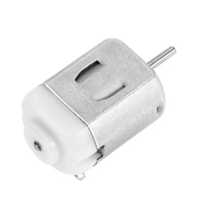 Type 130 DC 1V - 6V Micro Motor for Toy Accessories