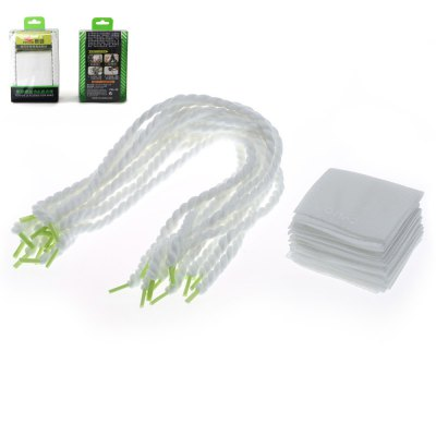 CYLION Practical Bicycle Wipes Cleaning Ropes