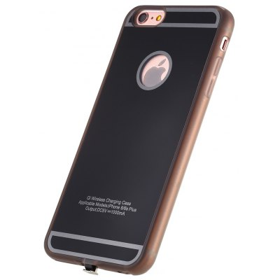Wireless Charging Receiver TPU Phone Back Cover Case