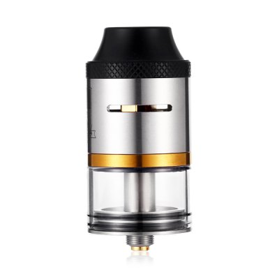 Original IJOY COMBO RDTARebuildable Atomizers<br>Original IJOY COMBO RDTA<br><br>Available Color: Black,Silver<br>Brand: IJOY<br>Material: Stainless Steel, Glass<br>Model: COMBO<br>Overall Diameter: 25mm<br>Package Contents: 1 x IJOY COMBO RDTA Tank ( Pre-installed IMC-2Deck ), 1 x IMC-3Deck, 1 x 0.3 ohm Pre-made IMC-Coil, 1 x 510 Adapter, 1 x 510 Drip Tip, 1 x Extra Glass Tank, 2 x Screwdriver, 1 x Tool Kit<br>Package size (L x W x H): 12.40 x 6.20 x 3.50 cm / 4.88 x 2.44 x 1.38 inches<br>Package weight: 0.169 kg<br>Product size (L x W x H): 5.30 x 2.50 x 2.50 cm / 2.09 x 0.98 x 0.98 inches<br>Product weight: 0.047 kg<br>Rebuildable Atomizer: RBA,RDA,RTA<br>Resistance : 0.3 ohm<br>Tank Capacity: 6.5ml<br>Thread: 510<br>Type: Rebuildable Drippers, Rebuildable Tanks, Rebuildable Atomizer