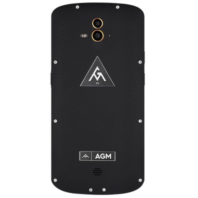 AGM X1 4G PhabletCell phones<br>AGM X1 4G Phablet<br><br>2G: GSM 900/1800/1900MHz<br>3G: WCDMA 850/900/2100MHz<br>4G: FDD-LTE 800/1800/2100/2600MHz<br>Additional Features: Wi-Fi, 3G, 4G, Alarm, Bluetooth, Browser, Fingerprint recognition, Fingerprint Unlocking, Gravity Sensing, Light Sensing, GPS, Proximity Sensing, People, NFC, MP4, MP3<br>Back-camera: Dual 13.0MP Cameras<br>Battery Capacity (mAh): 5400mAh / Quick Charge 3.0<br>Battery Type: Non-removable<br>Bluetooth Version: V4.0<br>Brand: AGM<br>Camera type: Triple cameras<br>Cell Phone: 1<br>Cores: Octa Core, 1.5GHz<br>CPU: Qualcomm Snapdragon 617<br>Earphones: 1<br>English Manual : 1<br>External Memory: TF card up to 128GB (not included)<br>Front camera: 5.0MP<br>Google Play Store: Yes<br>I/O Interface: 1 x Nano SIM Card Slot, 1 x Micro SIM Card Slot<br>Language: Supports multi-language<br>Music format: WMA, WAV, OGG, MP4, MP3, ACC, AAC<br>Network type: GSM+WCDMA+FDD-LTE+TD-LTE<br>OS: Android 5.1<br>Package size: 22.00 x 14.10 x 6.10 cm / 8.66 x 5.55 x 2.4 inches<br>Package weight: 0.5840 kg<br>Picture format: PNG, GIF, JPEG, BMP<br>Power Adapter: 1<br>Product size: 16.30 x 7.91 x 1.16 cm / 6.42 x 3.11 x 0.46 inches<br>Product weight: 0.2130 kg<br>RAM: 4GB RAM<br>ROM: 64GB<br>Screen resolution: 1920 x 1080 (FHD)<br>Screen size: 5.5 inch<br>Screen type: Capacitive<br>Sensor: Ambient Light Sensor,Gravity Sensor,Proximity Sensor<br>Service Provider: Unlocked<br>SIM Card Slot: Dual SIM, Dual Standby<br>SIM Card Type: Micro SIM Card, Nano SIM Card<br>TDD/TD-LTE: TD-LTE B38/B39/B40/41<br>Type: 4G Phablet<br>USB Cable: 1<br>Video format: OGG, MPG, AVI, 3GP<br>WIFI: 802.11a/b/g/n/ac wireless internet<br>Wireless Connectivity: GPS, GSM, 4G, 3G, Bluetooth