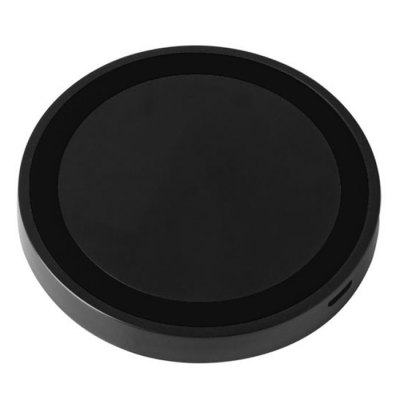 Qi Standard Wireless Charger Micro USB Charging Receiver KitChargers &amp; Cables<br>Qi Standard Wireless Charger Micro USB Charging Receiver Kit<br><br>Color: Black<br>Connection Type: Micro USB<br>Input: 5V 1.5A<br>Material: ABS, Silicone<br>Output: 5V 1A<br>Package Contents: 1 x Wireless Charger, 1 x Wireless Receiver, 1 x USB Cable, 1 x English / Chinese User Manual<br>Package size (L x W x H): 13.40 x 13.40 x 3.00 cm / 5.28 x 5.28 x 1.18 inches<br>Package weight: 0.096 kg<br>Product weight: 0.040 kg<br>Type: Wireless Charger Launcher<br>Wireless transmission distance: 2 - 5mm