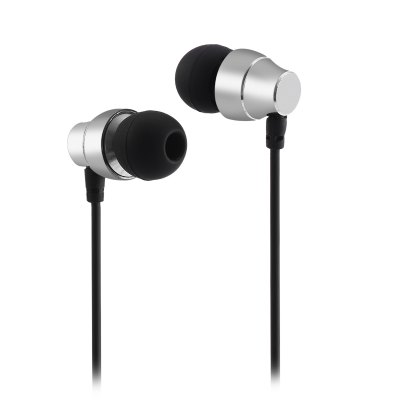 A3 HiFi Super Bass In Ear Earphones with MicBluetooth Headphones<br>A3 HiFi Super Bass In Ear Earphones with Mic<br><br>Application: Mobile phone, Portable Media Player, For iPod, Computer<br>Cable Length (m): 1.2m<br>Color: Black,Silver<br>Compatible with: PC<br>Connectivity: Wired<br>Driver unit: 10mm<br>Frequency response: 20-20000Hz<br>Function: Answering Phone, Microphone, HiFi, Song Switching<br>Impedance: 32ohms±15 percent<br>Language: No<br>Material: ABS, PC<br>Model: A3<br>Package Contents: 1 x Earphones, 2 x Pair of Earbud Tips, 1 x Cable Clip<br>Package size (L x W x H): 17.00 x 9.00 x 3.00 cm / 6.69 x 3.54 x 1.18 inches<br>Package weight: 0.065 kg<br>Plug Type: Full-sized, 3.5mm<br>Product weight: 0.012 kg<br>Sensitivity: 90dB±3dB<br>Type: In-Ear<br>Wearing type: In-Ear