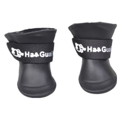 Adjustable Dustproof Water - resistance 4 x Pet Rain Boots