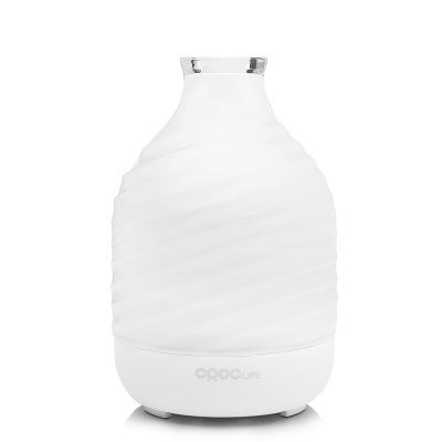 CRDC LIFE CR - DC4 200ml Essential Oil Diffuser Ultrasonic Cool Mist Humidifier for Home Office