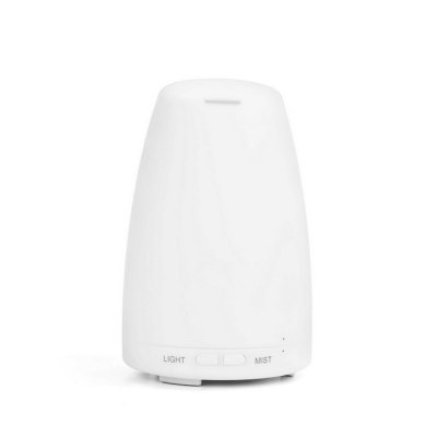 100ml Essential Oil Diffuser Ultrasonic Cool Mist Humidifier for Home Office