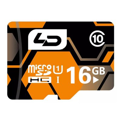 Original LD UHS-1 Class 10 16GB Micro SDHC Memory Card