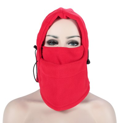 NUCKILY Fleece Cycling Mask