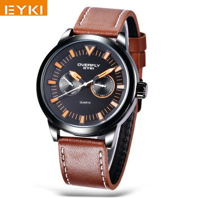 EYKI 3062 Fashion Men Quartz Watch