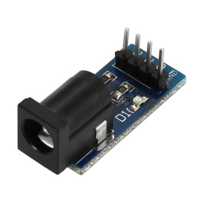 DC Power Converter Module for Electronic DIY Projects