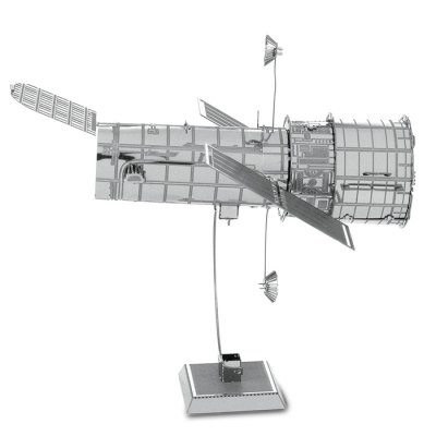 ZOYO Telescope Style PuzzleModel &amp; Building Toys<br>ZOYO Telescope Style Puzzle<br><br>Brand: ZOYO<br>Gender: Unisex<br>Materials: Metal<br>Package Contents: 1 x 3D Metallic Puzzle Board, 1 x Illustration Description<br>Package size: 18.00 x 12.00 x 1.50 cm / 7.09 x 4.72 x 0.59 inches<br>Package weight: 0.050 kg<br>Product size: 7.60 x 5.10 x 6.30 cm / 2.99 x 2.01 x 2.48 inches<br>Product weight: 0.040 kg<br>Stem From: Europe and America<br>Theme: Other
