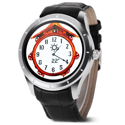 FINOW Q3 Plus 1.39 inch Android 5.1 3G Smartwatch