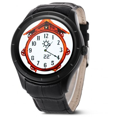 FINOW Q3 Plus 1.39 pollici Android 5.1 3G Smartwatch