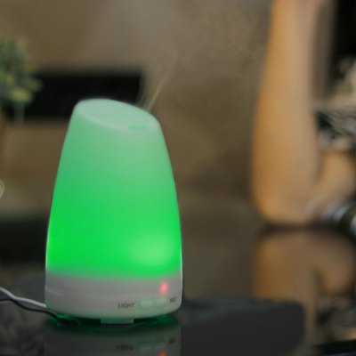 100ml Essential Oil Diffuser Ultrasonic Cool Mist HumidifierAir Purifier<br>100ml Essential Oil Diffuser Ultrasonic Cool Mist Humidifier<br><br>Appliance Type: Humidifiers<br>Package Contents: 1 x Essential Oil Diffuser, 1 x Adapter, 1 x Measuring Cup, 1 x English User Manual<br>Package size (L x W x H): 12.00 x 12.00 x 18.00 cm / 4.72 x 4.72 x 7.09 inches<br>Package weight: 0.350 kg<br>Product size (L x W x H): 10.00 x 10.00 x 15.80 cm / 3.94 x 3.94 x 6.22 inches<br>Product weight: 0.260 kg