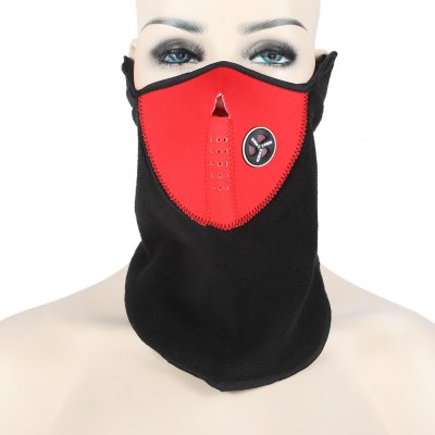 NUCKILY Fleece Riding MaskCycling Clothings<br>NUCKILY Fleece Riding Mask<br><br>Brand: NUCKILY<br>Color: Black,Blue,Red<br>Feature: Windproof, Keep Warm, Breathable<br>Material: Fleece<br>Package Contents: 1 x NUCKILY Face Mask<br>Package size (L x W x H): 18.00 x 18.00 x 2.00 cm / 7.09 x 7.09 x 0.79 inches<br>Package weight: 0.054 kg<br>Product size (L x W x H): 50.00 x 24.00 x 0.20 cm / 19.69 x 9.45 x 0.08 inches<br>Product weight: 0.022 kg<br>Size: One Size<br>Suitable Crowds: Unisex