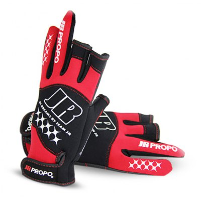 JR PROPO Stylish Non-slip Breathable RC Gloves