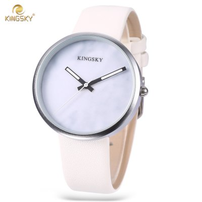 KINGSKY 101M Fashion Unisex Quartz Watch