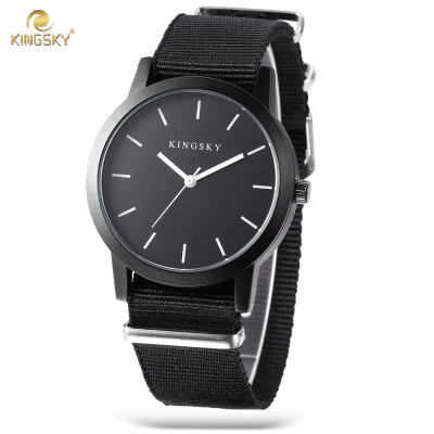 KINGSKY 8209M Fashion Unisex Quartz Watch