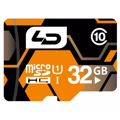 Original LD UHS-1 Class 10 32GB Micro SDHC Memory Card