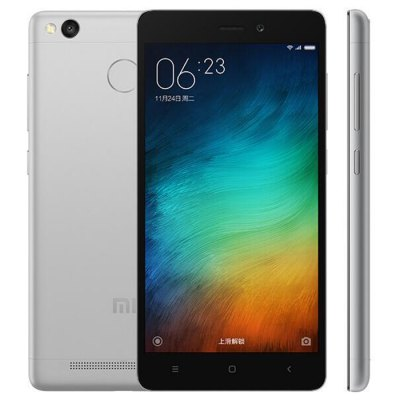 Xiaomi Redmi 3S International Version Android 6.0 5.0 inch 4G Smartphone