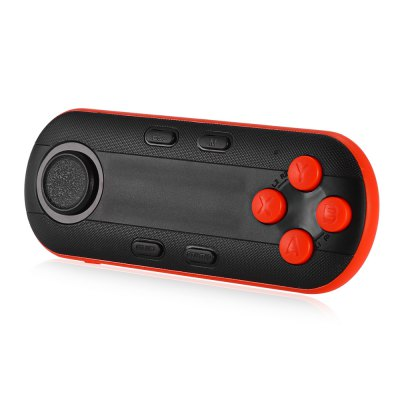 Portable Wireless Bluetooth ControllerVR Accessories<br>Portable Wireless Bluetooth Controller<br><br>Accessory type: Remote Controller<br>Bluetooth: Yes<br>Interface: No<br>Package Contents: 1 x Bluetooth Remote Controller, 1 x English User Manual<br>Package size (L x W x H): 12.50 x 5.50 x 2.50 cm / 4.92 x 2.17 x 0.98 inches<br>Package weight: 0.056 kg<br>Product size (L x W x H): 11.50 x 4.50 x 0.80 cm / 4.53 x 1.77 x 0.31 inches<br>Product weight: 0.037 kg