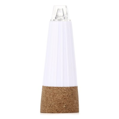 Rechargeable Cork Bottle Night LightNight Lights<br>Rechargeable Cork Bottle Night Light<br><br>Battery Type: Built-in 100mAh Li-polymer battery<br>Feature: Rechargeable<br>Luminance: 2.1Lm<br>Material: PC<br>Optional Light Color: Colorful,White<br>Package Contents: 1 x Cork Light<br>Package size (L x W x H): 8.50 x 4.00 x 4.00 cm / 3.35 x 1.57 x 1.57 inches<br>Package weight: 0.035 kg<br>Power Supply: Battery,USB<br>Product size (L x W x H): 6.50 x 2.40 x 5.40 cm / 2.56 x 0.94 x 2.13 inches<br>Product weight: 0.012 kg<br>Type: Mood Light