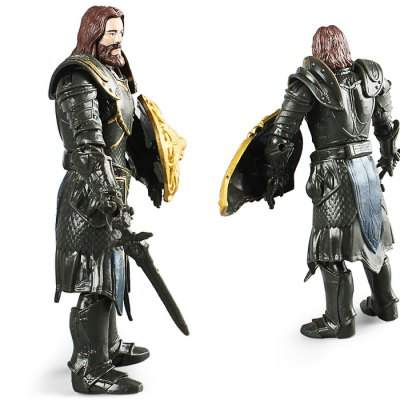 Action Figure ABS + PVC Model - 6 inch