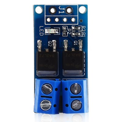 Trigger Switch Driver Module with Dual MOS Tube / PWM