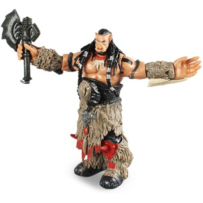 6 inch Collectible Action Figure ABS + PVC Model