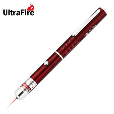 UltraFire 620nm 5mw Red Laser Pointer Pen