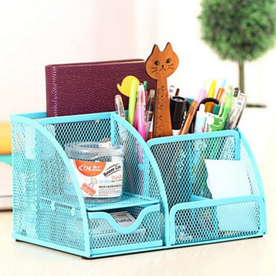 Metal Document Tray Collection Box
