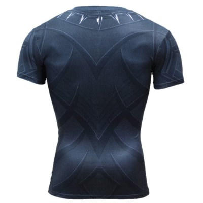 Breathable 3D Print Short Sleeves Tight Fitness T-shirtWeight Lifting Clothes<br>Breathable 3D Print Short Sleeves Tight Fitness T-shirt<br><br>Color: Black,Gray,Light Gray<br>Features: Breathable, High elasticity, Quick Dry<br>Gender: Men<br>Material: Polyester<br>Package Content: 1 x 3D Print T-shirt<br>Package size: 40.00 x 30.00 x 2.00 cm / 15.75 x 11.81 x 0.79 inches<br>Package weight: 0.220 kg<br>Product weight: 0.160 kg<br>Size: 2XL,3XL,4XL,L,M,XL<br>Types: Short Sleeves