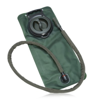 Portable 2.5L TPU Water Bladder Bag with Pipe