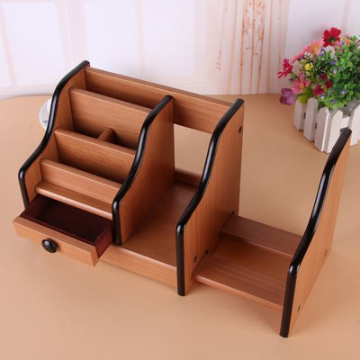 Wooden Storage Box File BasketDesk Organizers<br>Wooden Storage Box File Basket<br><br>Color: Deep Brown,Light Brown<br>Features: Desk Organizer<br>Material: Wood<br>Package Contents: 1 x Wooden Storage Box<br>Package size (L x W x H): 23.00 x 18.00 x 15.50 cm / 9.06 x 7.09 x 6.1 inches<br>Package weight: 1.3400 kg<br>Product size (L x W x H): 21.10 x 16.80 x 14.50 cm / 8.31 x 6.61 x 5.71 inches<br>Product weight: 0.8000 kg