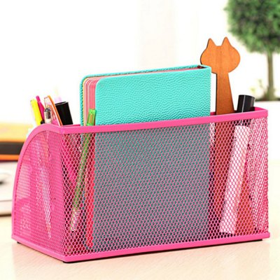 Metal Document Tray Collection BoxDesk Organizers<br>Metal Document Tray Collection Box<br><br>Color: Black,Green,Lake blue,Rose<br>Features: Metal<br>Package Contents: 1 x Metal Document Tray<br>Package size (L x W x H): 23.00 x 15.50 x 13.50 cm / 9.06 x 6.1 x 5.31 inches<br>Package weight: 1.020 kg<br>Product size (L x W x H): 22.00 x 14.50 x 12.50 cm / 8.66 x 5.71 x 4.92 inches<br>Storage Type: Storage Box