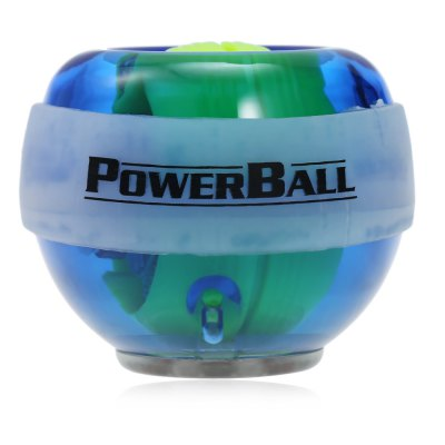 Multifunctional Wrist Power Ball with Light Counter