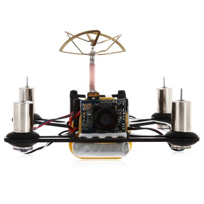 QX95 95mm FPV Racing Drone - RTFMicro Brushed Racer<br>QX95 95mm FPV Racing Drone - RTF<br><br>Battery (mAh): 3.7V 600mAh 25C LiPo ( included )<br>Camera Pixels: 720 x 480px ( NTSC ); 720 x 576px ( PAL )<br>CW / CCW: CCW,CW<br>Package Contents: 1 x Frame Kit, 1 x FLYSKY FS - i6 Transmitter, 1 x 3.7V 600mAh 25C LiPo Battery, 1 x USB Charging Cable, 1 x Propeller Puller, 8 x Propeller, 2 x Spare Motor, 1 x Pack of Rubber Bands, 1 x Cable<br>Package size (L x W x H): 34.00 x 23.00 x 12.00 cm / 13.39 x 9.06 x 4.72 inches<br>Package weight: 0.994 kg<br>Product size (L x W x H): 8.00 x 8.00 x 3.00 cm / 3.15 x 3.15 x 1.18 inches<br>Product weight: 0.056 kg<br>Sensor: CMOS<br>Size: Micro<br>Type: Frame Kit<br>Version: RTF<br>Video Resolution: 520TVL<br>Video Standards: NTSC,PAL