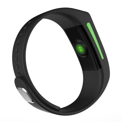 V6 Heart Rate Monitor Smart WristbandSmart Watches<br>V6 Heart Rate Monitor Smart Wristband<br><br>Alert type: Vibration<br>Band material: Silicone<br>Band size: 25.5 x 2 cm / 10.04 x 0.79 inches<br>Battery  Capacity: 150mAh<br>Bluetooth Version: Bluetooth 4.0<br>Case material: ABS<br>Charging Time: About 2hours<br>Compatability: Android 4.3 / iOS 7.0 and above system<br>Compatible OS: IOS, Android<br>Dial size: 5 x 2.3 x 1 cm / 1.97 x 0.91 x 0.39 inches<br>Functions: Sleep management, SMS Reminding, Time, USB plug, Pedometer, Notification of app, Date, Calories burned measuring, Call reminder<br>Language: English,Simplified Chinese<br>Notification type: Wechat<br>Operating mode: Touch Screen<br>Package Contents: 1 x V6 Smart Wristband, 1 x Chinese and English User Manual<br>Package size (L x W x H): 12.00 x 10.50 x 3.20 cm / 4.72 x 4.13 x 1.26 inches<br>Package weight: 0.1200 kg<br>People: Female table,Male table<br>Product size (L x W x H): 25.50 x 2.30 x 1.00 cm / 10.04 x 0.91 x 0.39 inches<br>Product weight: 0.0200 kg<br>Screen type: OLED<br>Shape of the dial: Rectangle<br>Standby time: 30 days<br>Type of battery: Li-ion Polymer Battery