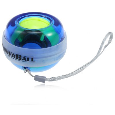 Multifunctional Power Ball Wrist Strength Trainer with Light