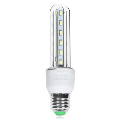 E27 8W 540LM SMD 5730 U-shaped LED Bulb
