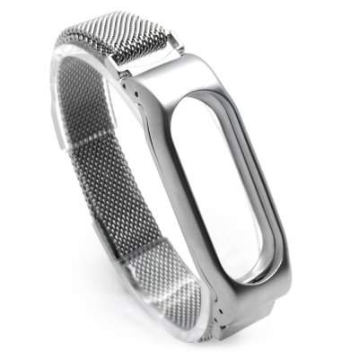 Milanese Stainless Steel Strap for Xiaomi Miband 2Smart Watch Accessories<br>Milanese Stainless Steel Strap for Xiaomi Miband 2<br><br>Available brand: Xiaomi<br>Color: Black,Rose Gold,Silver<br>Material: Stainless Steel<br>Package Contents: 1 x Milanese Strap for Xiaomi Miband 2<br>Package size (L x W x H): 9.00 x 9.00 x 2.50 cm / 3.54 x 3.54 x 0.98 inches<br>Package weight: 0.090 kg<br>Product size (L x W x H): 24.00 x 1.40 x 0.70 cm / 9.45 x 0.55 x 0.28 inches<br>Product weight: 0.060 kg<br>Type: Smart watch / wristband band