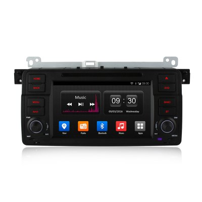 Ownice OL - 7956T 7.0 inch Car Navigation for BMW E46 Rover 75