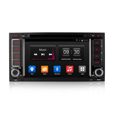 Ownice OL - 7903T 7.0 inch Car Navigation for VW Touareg T5
